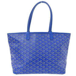 Auth Go Yard Goyard Artois Pm Tote Bag Blue Mae120171 Leather
