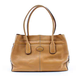 Tod's D-Styling Grained Leather Tote