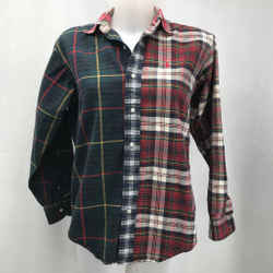 Polo Ralph Lauren Red Button Down Large