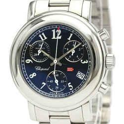 Polished CHOPARD Mille Miglia Chronograph Quartz Ladies Watch 8900 BF523528