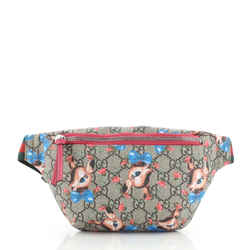 Belt Bag Printed GG Coated Canvas
