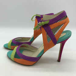 Brian Atwood Multicolored Heels Size 7
