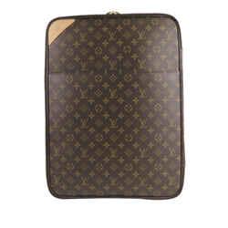Brown Louis Vuitton Monogram Pegase 55 Bag