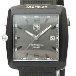 TAG HEUER Professional Sports GOLF Steel Quartz Mens Watch WAE1113 BF530187