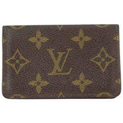 Louis Vuitton Monogram Porte Cartes Card Holder Wallet case 175lvs712