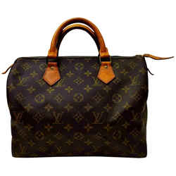 Louis Vuitton Monogram Speedy 30 Boston MM 861188