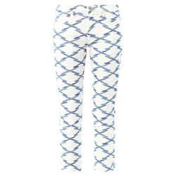 toile Isabel Marant Blue Nessa Cropped Size: 6 (S, 28)