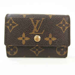 Louis Vuitton Monogram Porte Monnaie Plat N61930 Unisex Monogram Coin P BF532470