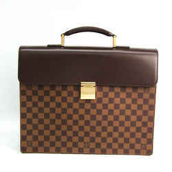 Louis Vuitton Damier Altona Pm N53315 Men's Briefcase Ebene Bf513017