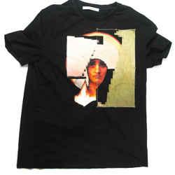 Givenchy - Madonna Print T-shirt - Black - Large - L - Mens