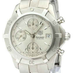 Polished TAG HEUER 2000 Exclusive Chronograph Automatic Watch CN2110 BF534542