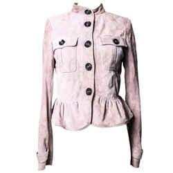 Burberry Coat Size: 4 (s)