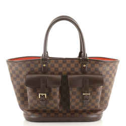 Manosque Handbag Damier GM