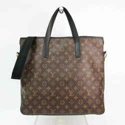 Louis Vuitton Monogram Macassar Davis M56708 Men's Shoulder Bag,Tote Ba BF531191