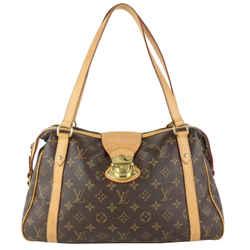 Louis Vuitton Monogram Stresa PM Shoulder Bag 93lv92