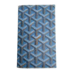 Goyard Blue Address Book