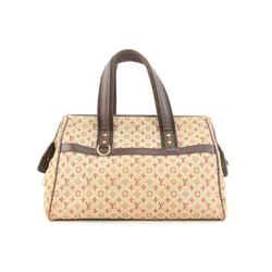 Louis Vuitton Cherry Monogram Bordeaux Mini Lin Josephine GM Boston Speedy 855833