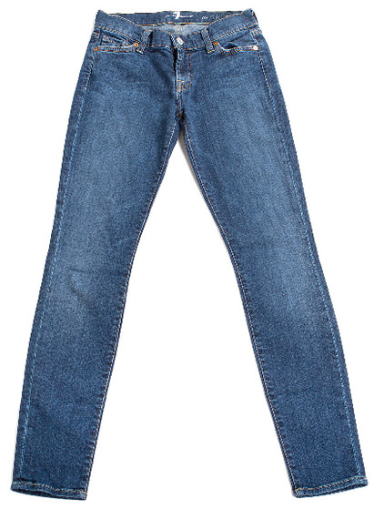 7 For All Mankind 'the Skinny' Jean