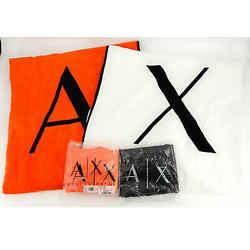 Authentic Armani Exchange Beach Towel x2 Beach Ball x2