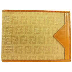 Fendi FF Monogram Logo Men's Bifold Wallet 37F1117