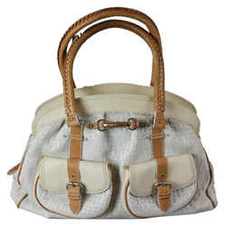 Dior My Canvas - Cream Tote Bag