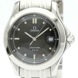 Polished OMEGA Seamaster 120M Stainless Steel Quartz Mens Watch 2511.50 BF515350