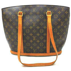 Louis Vuitton Structured Monogram Babylone Zip Tote Bag 861694