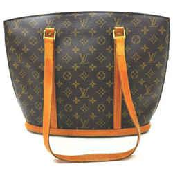 Louis Vuitton Structured Monogram Babylone Zip Tote Bag 861694