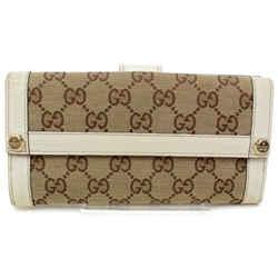 Gucci Monogram GG Flap Wallet 871794