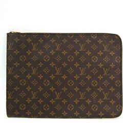 Louis Vuitton Monogram Poche Document M53456 Women's Briefcase Monogram BF515469