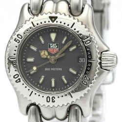 TAG HEUER Sel Professional 200M Steel Quartz Ladies Watch S99.208 BF517451