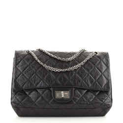 Reissue 2.55 Flap Bag Quilted Aged Calfskin 227
