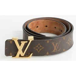 Louis Vuitton LV Initials Belt