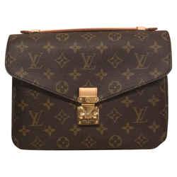 """Louis Vuitton Pochette Metis Monogram Cross Body Bag 9.8""""l X 2.7""""w X 7.5""""h"""