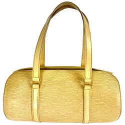 Louis Vuitton Vanilla Epi Soufflot Papillon Barrel Boston 858126