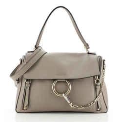 Faye Day Bag Leather Medium