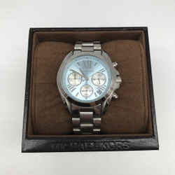 Michael Kors Silver Round Face
