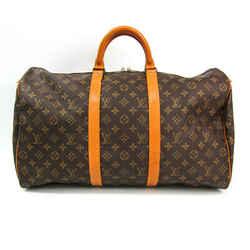 Louis Vuitton Monogram Keepall 50 M41426 Women's Boston Bag Monogram Bf509615