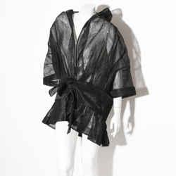 Vintage Romeo Gigli Nylon Mesh Jacket