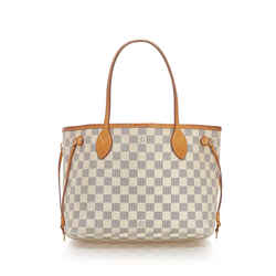 Louis Vuitton Neverfull Pm, Damier Azur