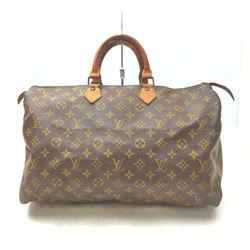 Louis Vuitton Large Monogram Speedy 40 Boston GM 861559