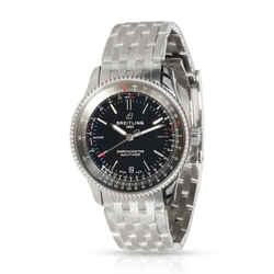 Breitling Navitimer A17325241B1A1 Men's Watch in  Stainless Steel