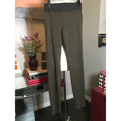 Goldsign Size 28 Brown Stretch Cotton Skinny Pants 2400-306-22920