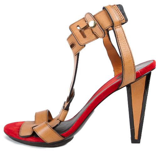 Diane Von Furstenberg Sandal Heels