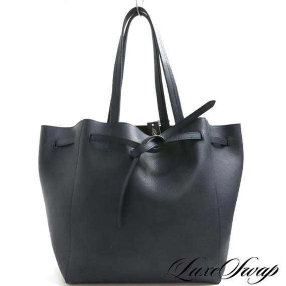 LNWOT Celine Navy Blue Cabas Bag