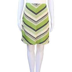 Missoni-look Skirt