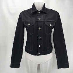 Helmut Lang Blue Jean Jacket XS