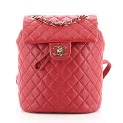 Urban Spirit Backpack Quilted Lambskin Small