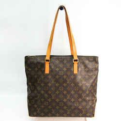 Louis Vuitton Monogram Cabas Mezzo M51151 Tote Bag Monogram BF502574