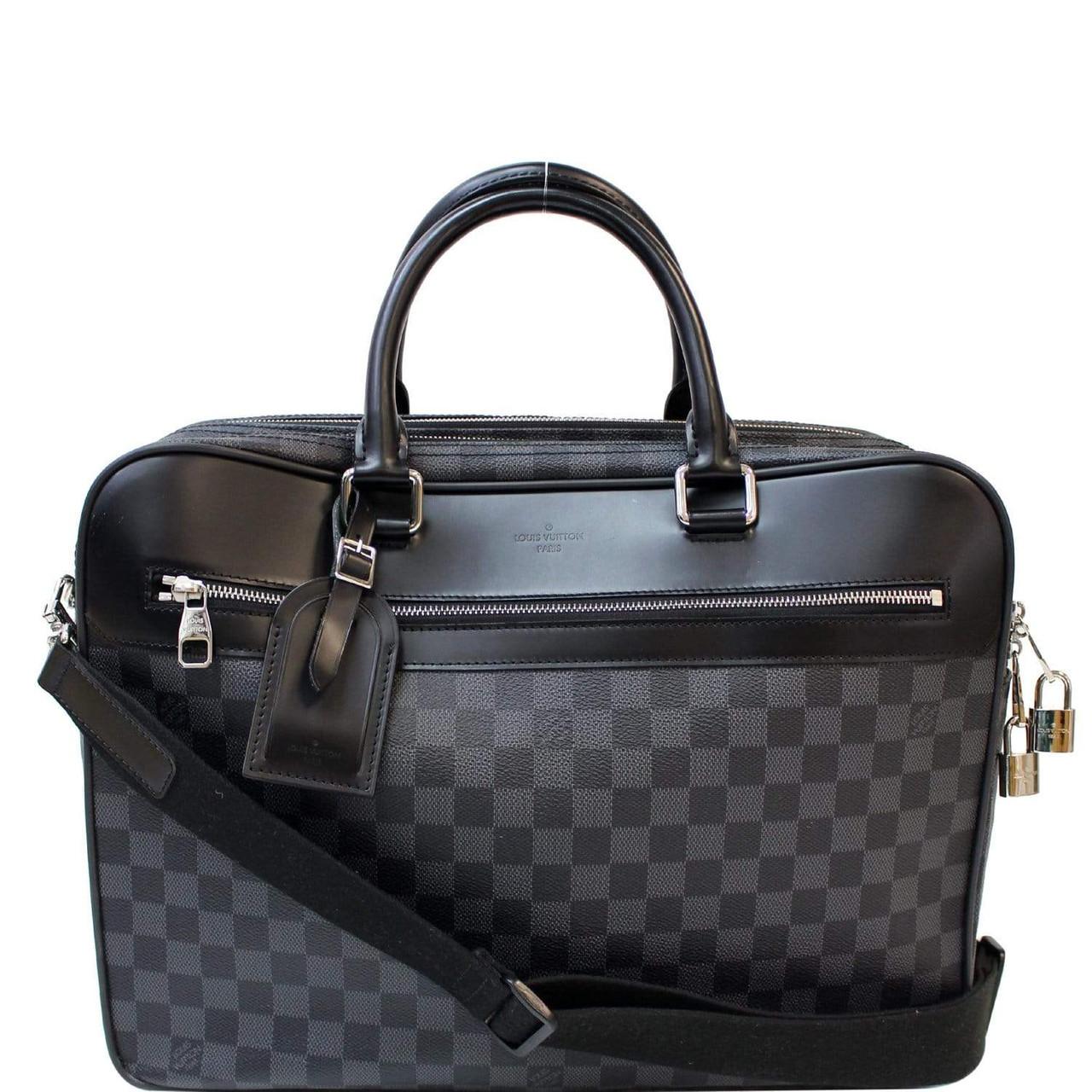 Louis Vuitton Overnight Damier Graphite